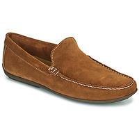 Zapatos Hombre Mocasín So Size MIJI Camel