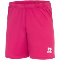 textil Niños Shorts / Bermudas Errea Short enfant  Skin fuchsia