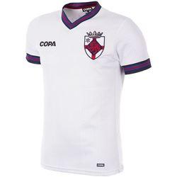 textil Hombre Camisetas manga corta Copa Football Maillot Copa Angleterre blanc