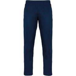 textil Pantalones de chándal Proact Pantalon de survêtement bleu marine