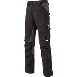 textil Pantalón cargo Dickies Pantalon  Gdt Premium noir/gris