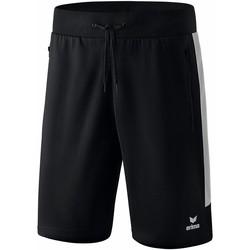textil Hombre Shorts / Bermudas Erima Short  Worker Squad noir/blanc