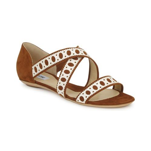 Zapatos promocionales Moschino DELOS SAND Camel / Marfil  Los últimos zapatos de descuento para hombres y mujeres