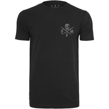 textil Hombre Camisetas manga corta Famous T-shirt  Stick it noir
