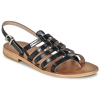 Zapatos Mujer Sandalias Les Tropéziennes par M Belarbi HERISSON Negro