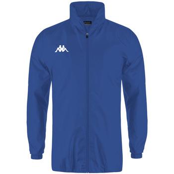 textil Hombre Cortaviento Kappa Coupe-vent  Wister bleu royal
