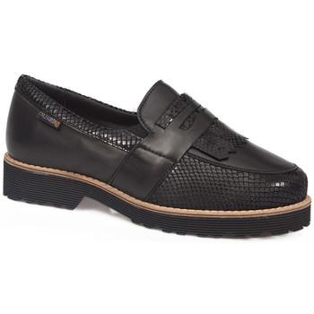 Zapatos Mujer Derbie & Richelieu Calzamedi S  ELÁSTICO 0715 NEGRO