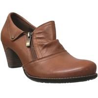 Zapatos Mujer Mocasín Laura Vita RESSAC Cuero marrón