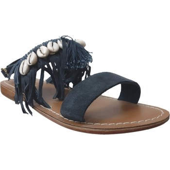 Zapatos Mujer Sandalias L'atelier Tropezien Cy831 marino