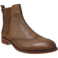 Zapatos Mujer Botines L'atelier Tropezien Dw-101 Cuero marrón