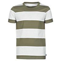 textil Hombre Camisetas manga corta Esprit T-SHIRTS Kaki