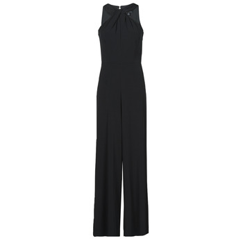 textil Mujer Monos / Petos Esprit OVERALLS KNITTED Negro
