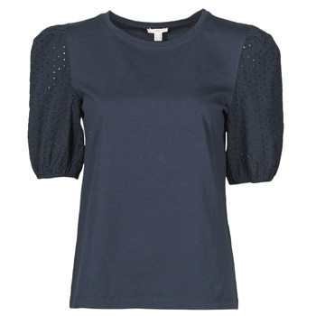 textil Mujer Camisetas manga corta Esprit T-SHIRTS Negro