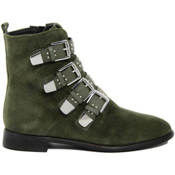 Zapatos Mujer Botas de caña baja Fashion Attitude  Verde