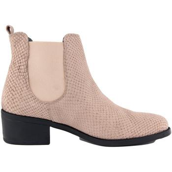 Zapatos Mujer Botas de caña baja Fashion Attitude  Rosa