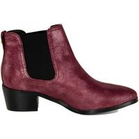 Zapatos Mujer Botas de caña baja Fashion Attitude  Bordeaux