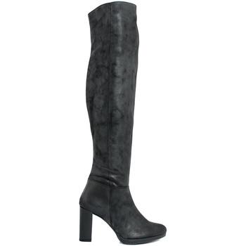 Zapatos Mujer Botas Fashion Attitude  Nero