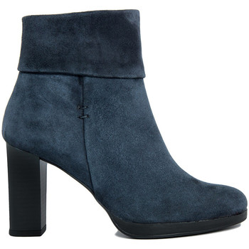 Zapatos Mujer Botas de caña baja Fashion Attitude  Blu