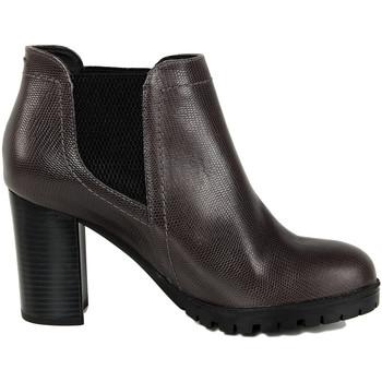 Zapatos Mujer Botas de caña baja Fashion Attitude  Grigio
