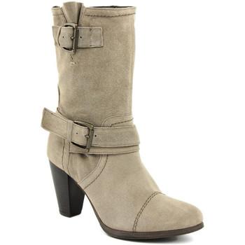 Zapatos Mujer Botas urbanas Fashion Attitude  Beige