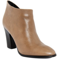Zapatos Mujer Low boots Fashion Attitude  Beige