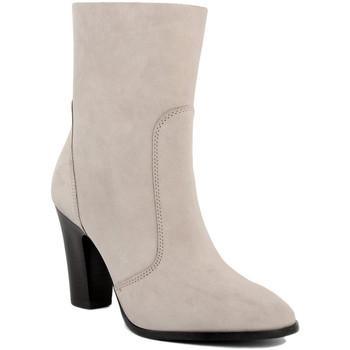 Zapatos Mujer Botines Fashion Attitude  Beige