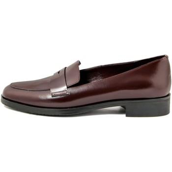 Zapatos Mujer Mocasín Fashion Attitude  Bordeaux