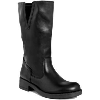 Zapatos Mujer Botas urbanas Fashion Attitude  Nero