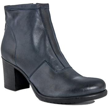 Zapatos Mujer Botines Fashion Attitude  Blu
