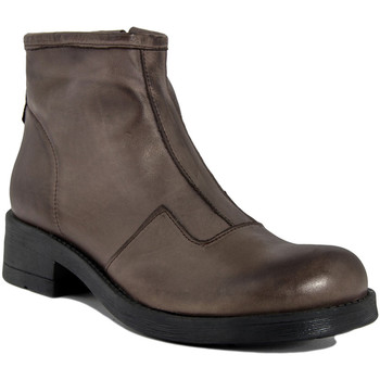 Zapatos Mujer Botines Fashion Attitude  Marrone
