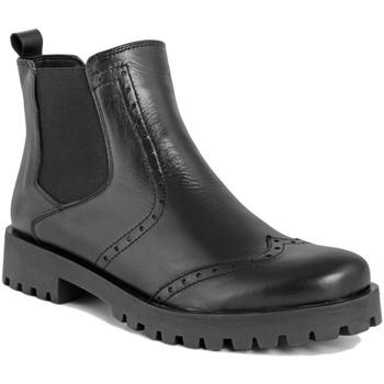 Zapatos Mujer Botines Fashion Attitude  Nero