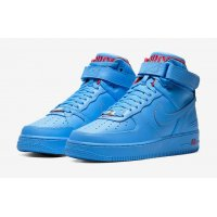 Zapatos Zapatillas altas Nike Air Force 1 High x Don C University Blue/University Blue