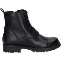 Zapatos Niña Botas Geox J84A5A 000BC J OLIVIA Negro