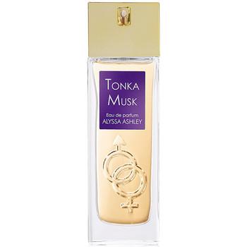 Belleza Mujer Perfume Alyssa Ashley Tonka Musk Edp Vaporizador  100 ml