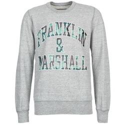 textil Hombre sudaderas Franklin & Marshall COLFAXO Gris