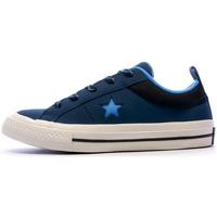 Zapatos Hombre Sport Indoor Converse  Azul