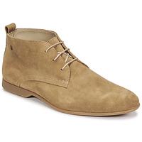 Zapatos Hombre Botas de caña baja Carlington EONARD Beige