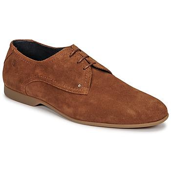 Zapatos Hombre Derbie Carlington EMILAN Cognac