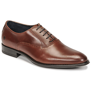 Zapatos Hombre Richelieu Carlington OLILO Cognac