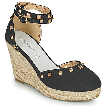 Zapatos Mujer Sandalias Café Noir NOEL Negro