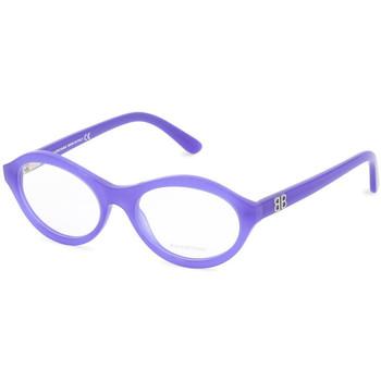 Relojes & Joyas Mujer Gafas de sol Balenciaga - BA5086 Azul