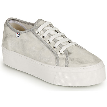 Zapatos Mujer Zapatillas bajas Yurban SUPERTELA Plateado