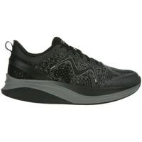 Zapatos Hombre Zapatillas bajas Mbt HURACAN 3000 LACE UP BLACK_CASTLEROCK