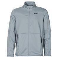 textil Hombre Chaquetas de deporte Nike DF TEAWVN JKT Gris / Negro