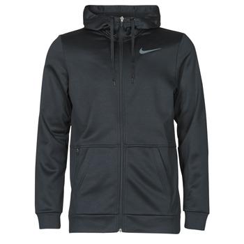 textil Hombre Sudaderas Nike TF HD FZ Negro / Gris