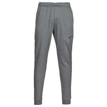 textil Hombre Pantalones de chándal Nike DF PNT TAPER FL Gris / Negro