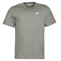 textil Hombre Camisetas manga corta Nike NSCLUB TEE Kaki