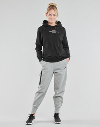 textil Mujer Pantalones de chándal Nike NSTCH FLC ESSNTL HR PNT Gris / Negro