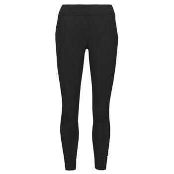 textil Mujer Leggings Nike NSESSNTL 7/8 MR LGGNG Negro / Blanco