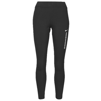 textil Mujer Leggings Nike NSSWSH LGGNG HR Negro / Blanco